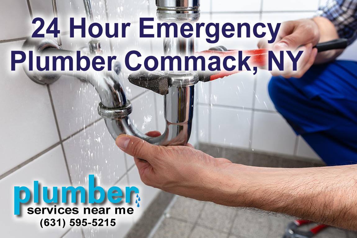 24 Hour Emergency Plumber Commack