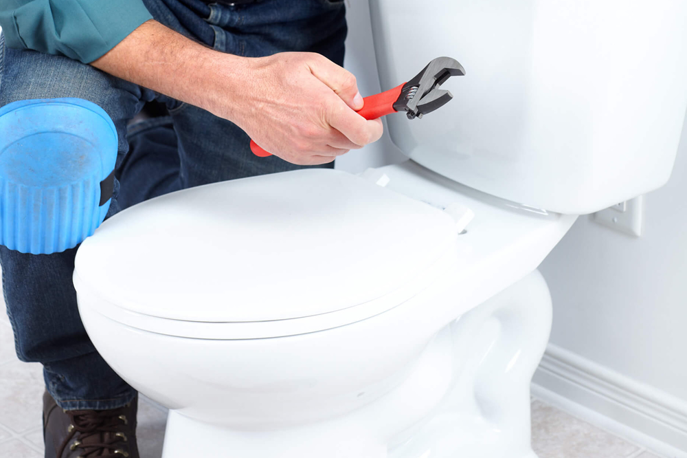 Clogged Toilet Repairs and Installation