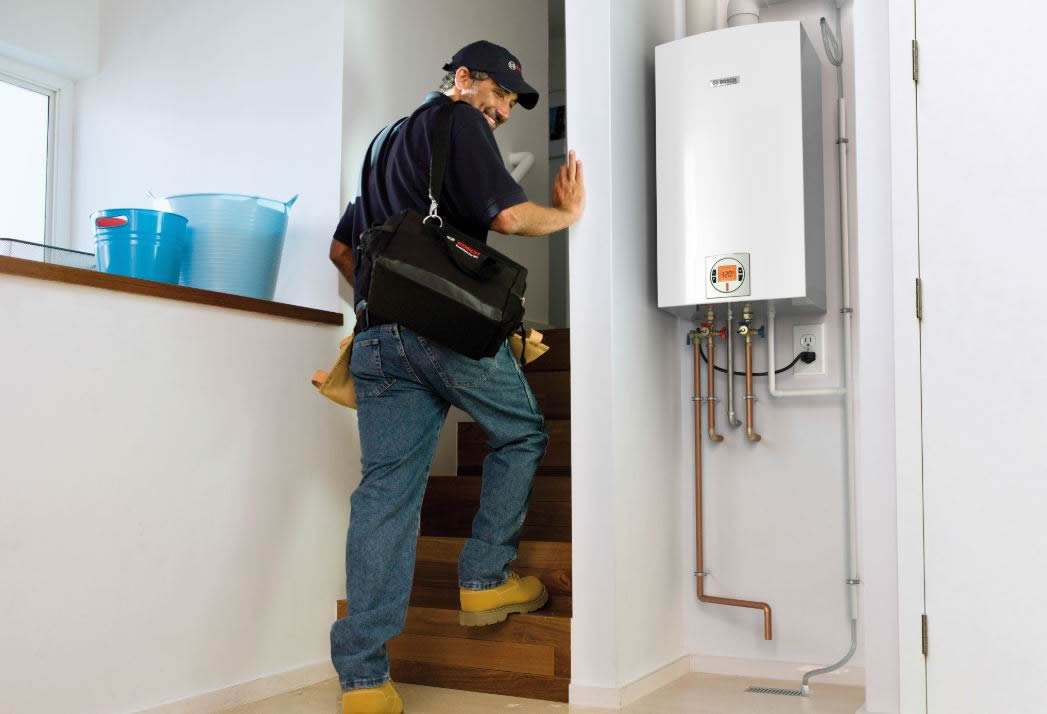 Tankless Water Heater Repair & Installation