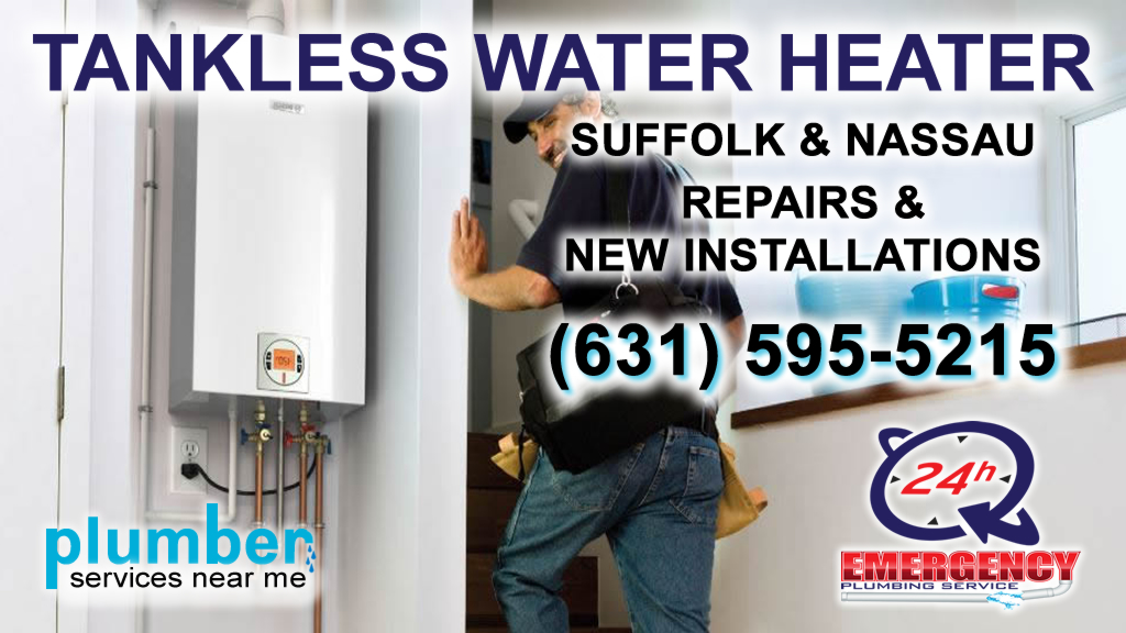 Tankless Water Heater Repair Installation Babylon NY